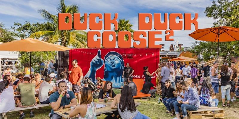 Duck Duck Goose Deux Jeremiah Bullfrog Miami