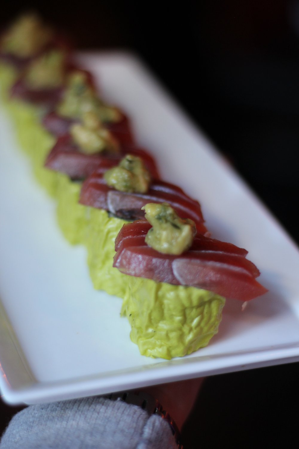 Monkitail Sushi Big Eye Tuna