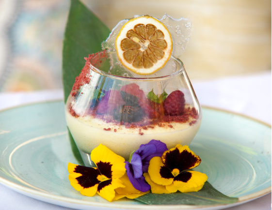 lemon mousse seapspice
