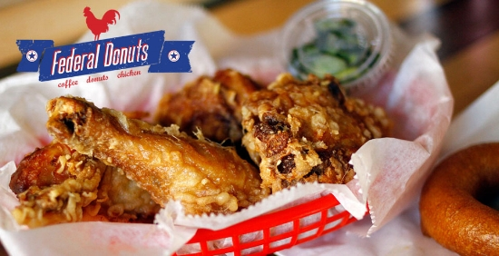 federal donuts national fried chicken day