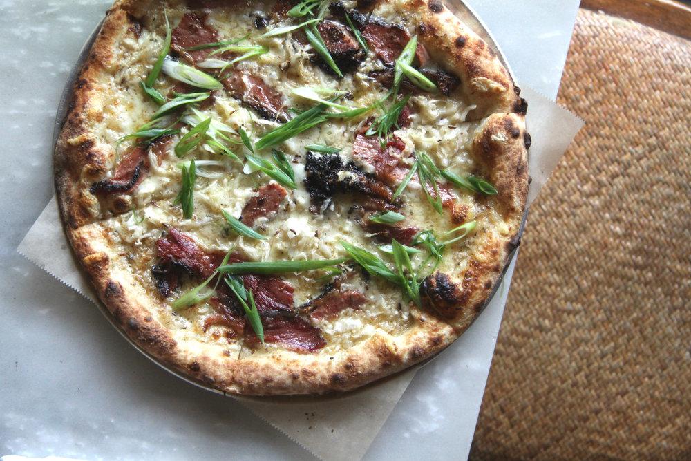 harrys pizza