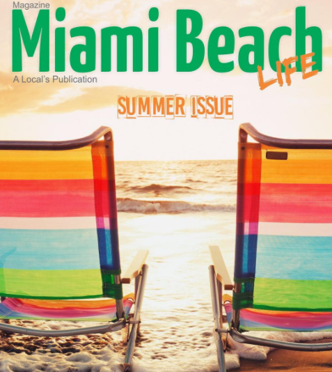 Miami Beach Life Magazine Summer 2017