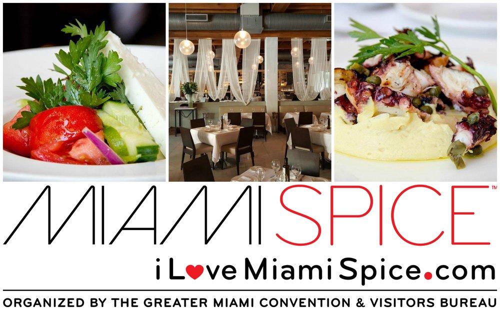 Miami Spice Milos Miami Beach