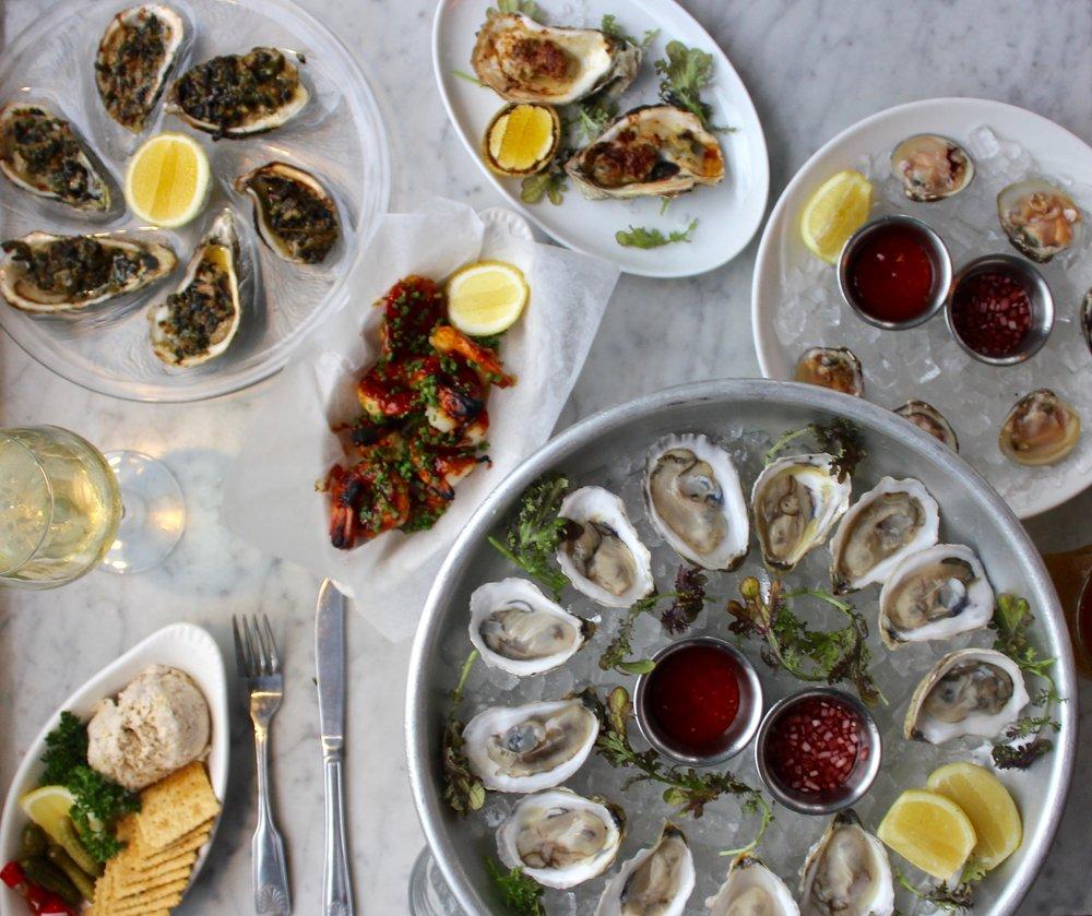 Mignonette Miami Oysters