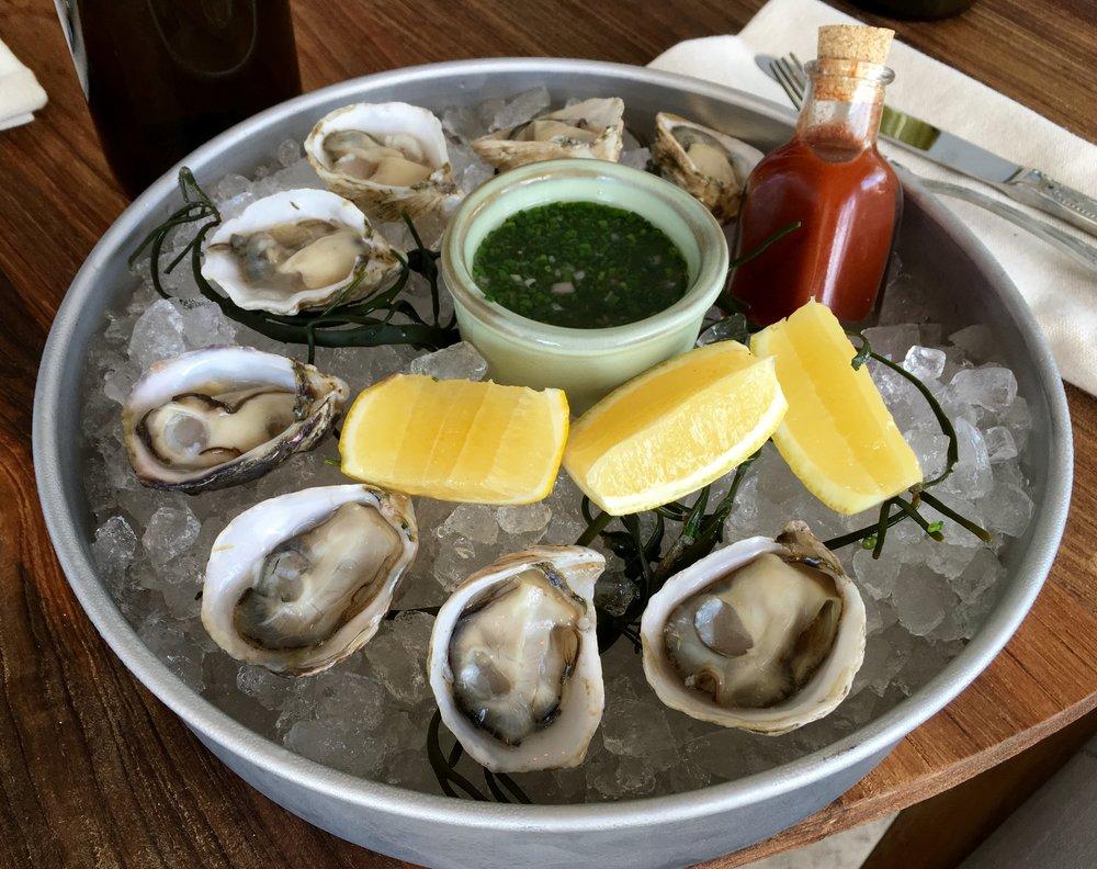 Burlock Coast Fort Lauderdale Oysters