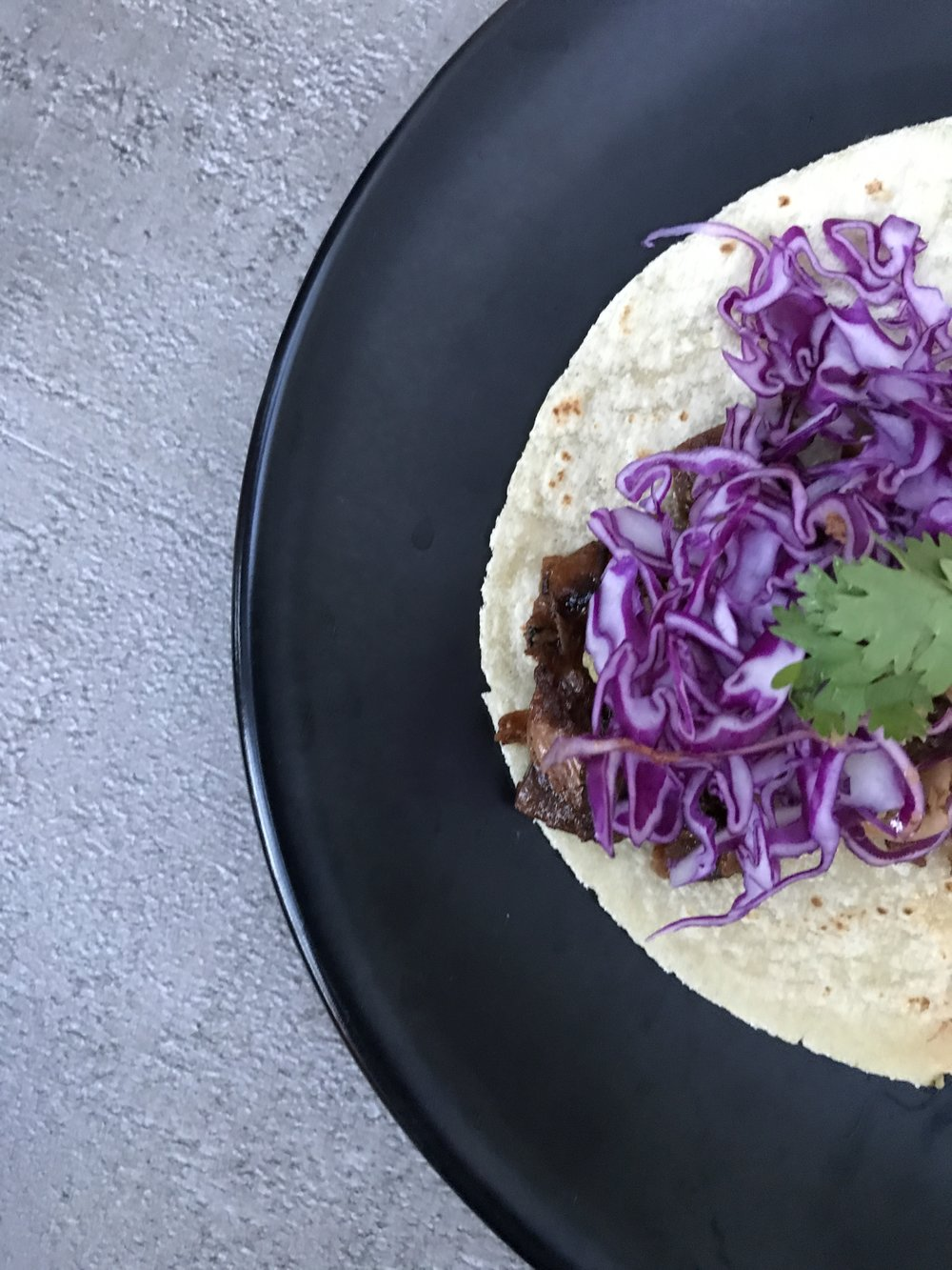 GLAM Vegan Miami Taco