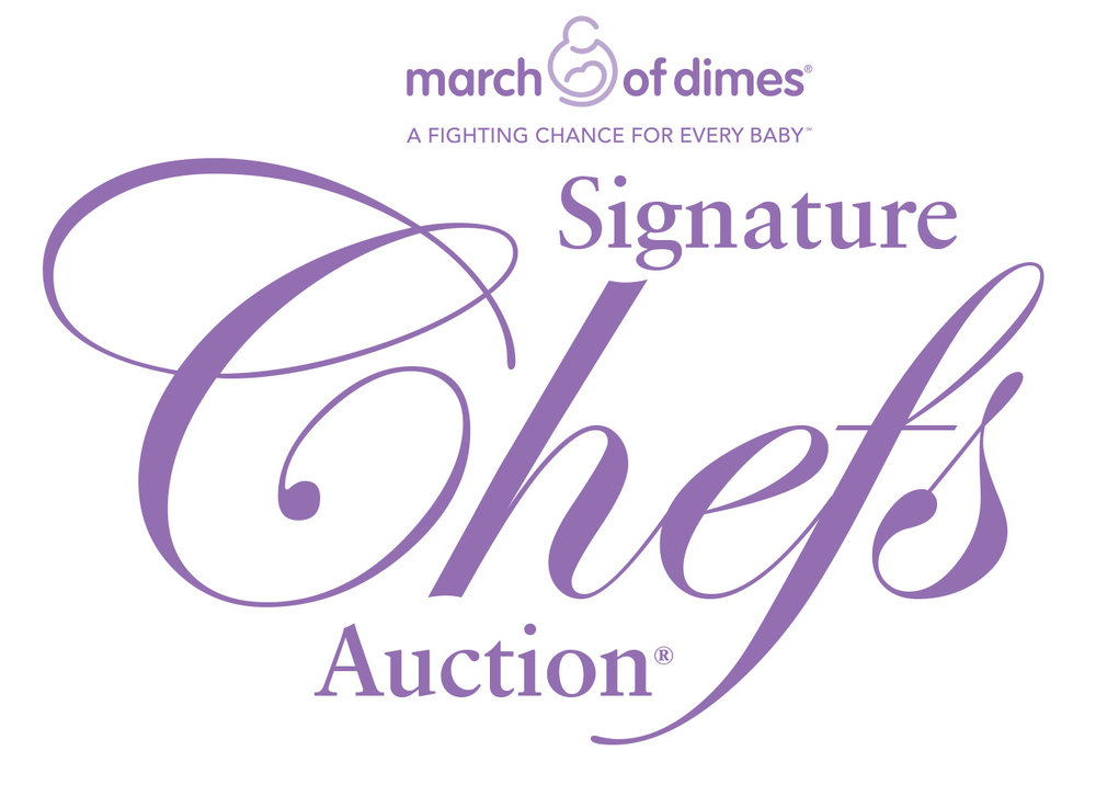 March of Dimes Signature Chef Auction 2017