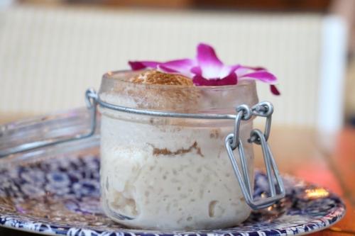 Miami Spice Dessert Arroz con Leche Tacology