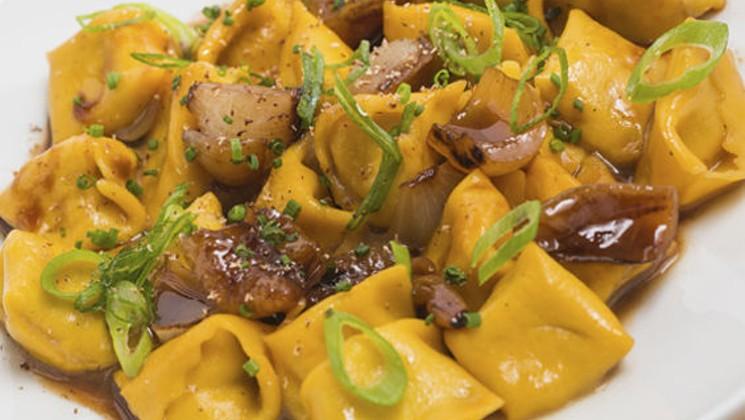 macchialina pasta thursday