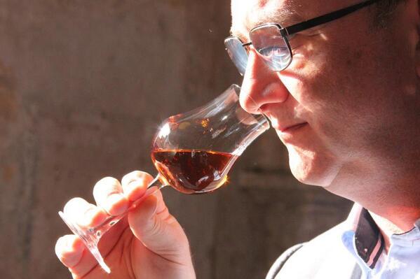 Michel Casavecchia dusse cognac