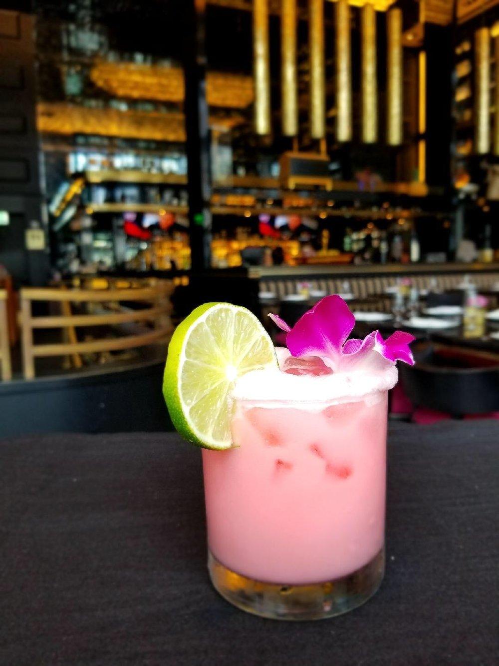 CANTINA La veinte Pink Margaritas