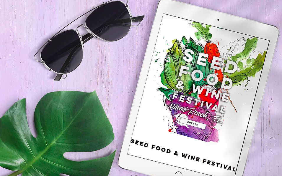 SEED Food + Wine Festival Miami 2017