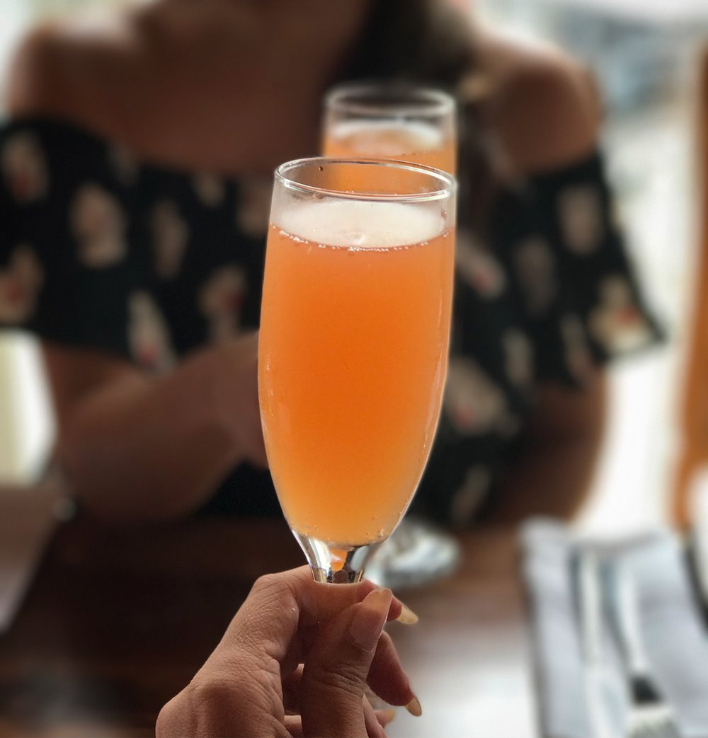 PINCH Miami Bubbly brunch