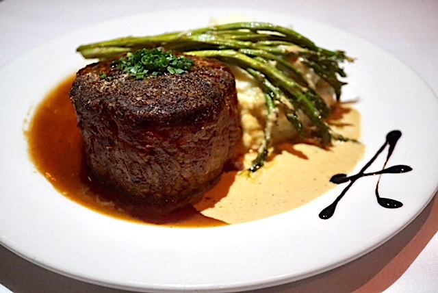 Chef Adrianne Calvo Filet Mignon