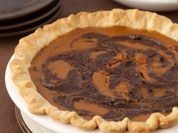 nocciolata pumpkin pie