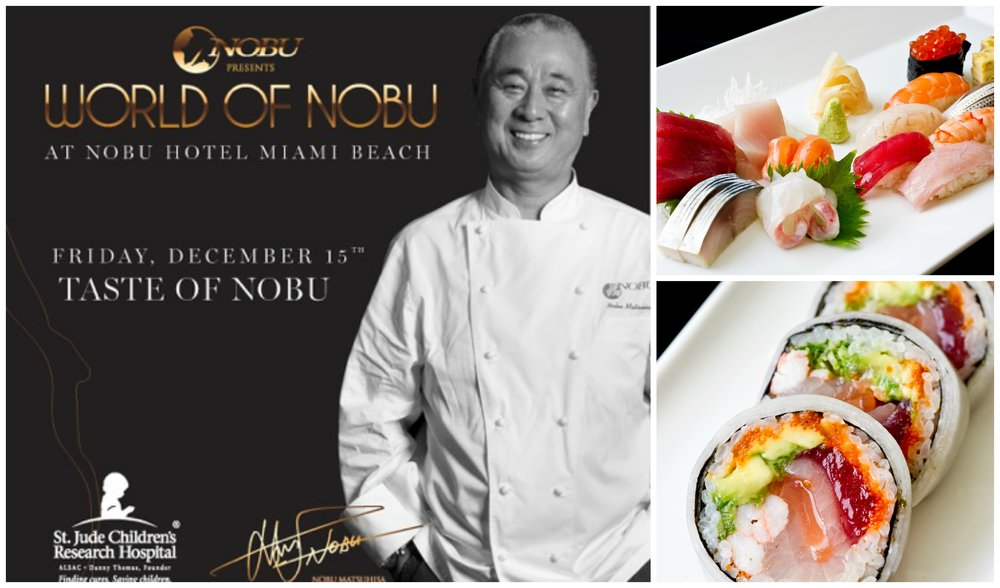 Taste Of Nobu Miami Beach