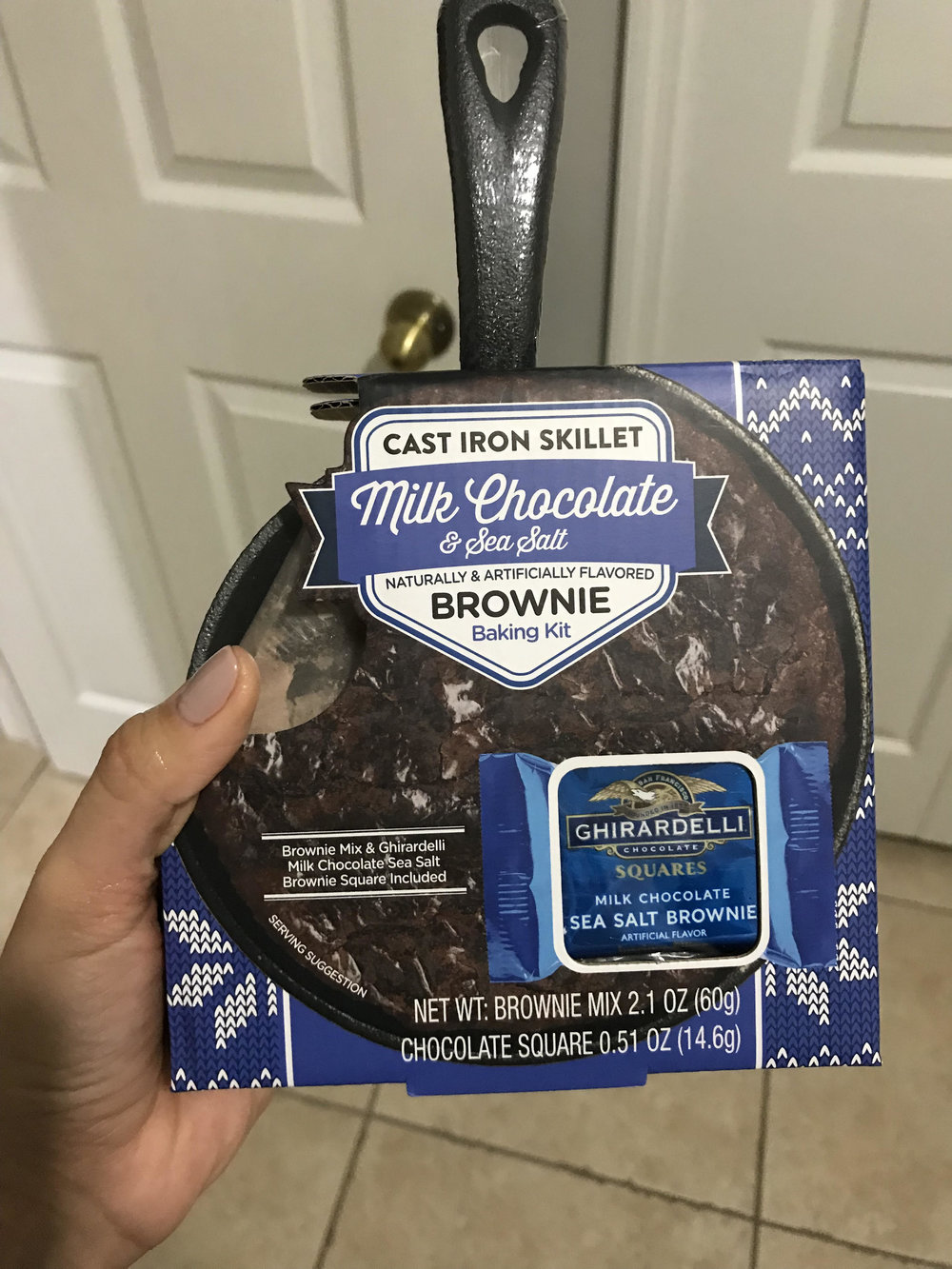 Brownie Skillet Kit