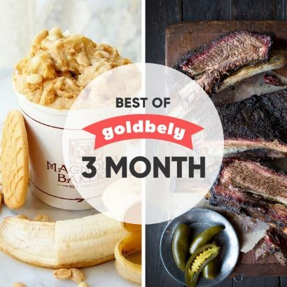 Best of Goldbely Food Delivery Subscription