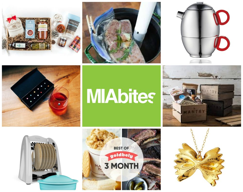Miami Holiday Gift Guide 2017 MIAbites
