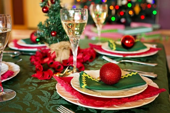 Christmas dinner miabites