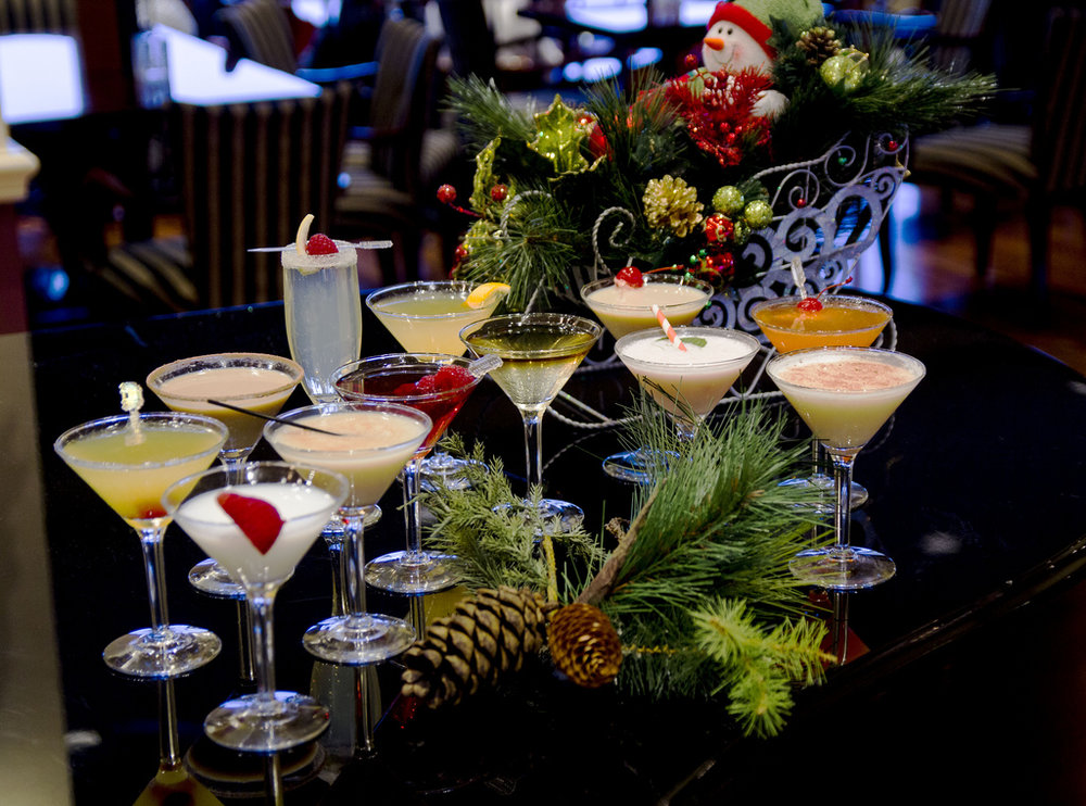 12 days of giving cocktails