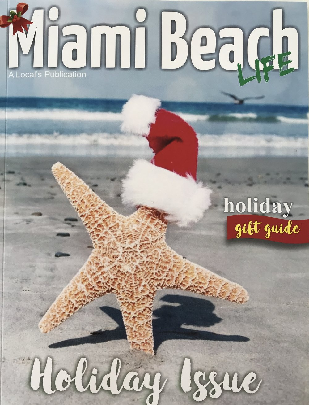 Miami Beach Life Magazine December 2017
