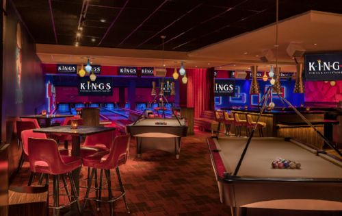 kings bowling doral