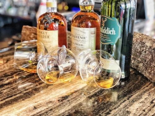 brimstone doral scotch pairing