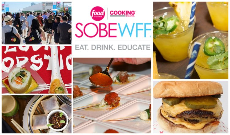 South Beach Wine + Food Festival 2018 SOBEWFF