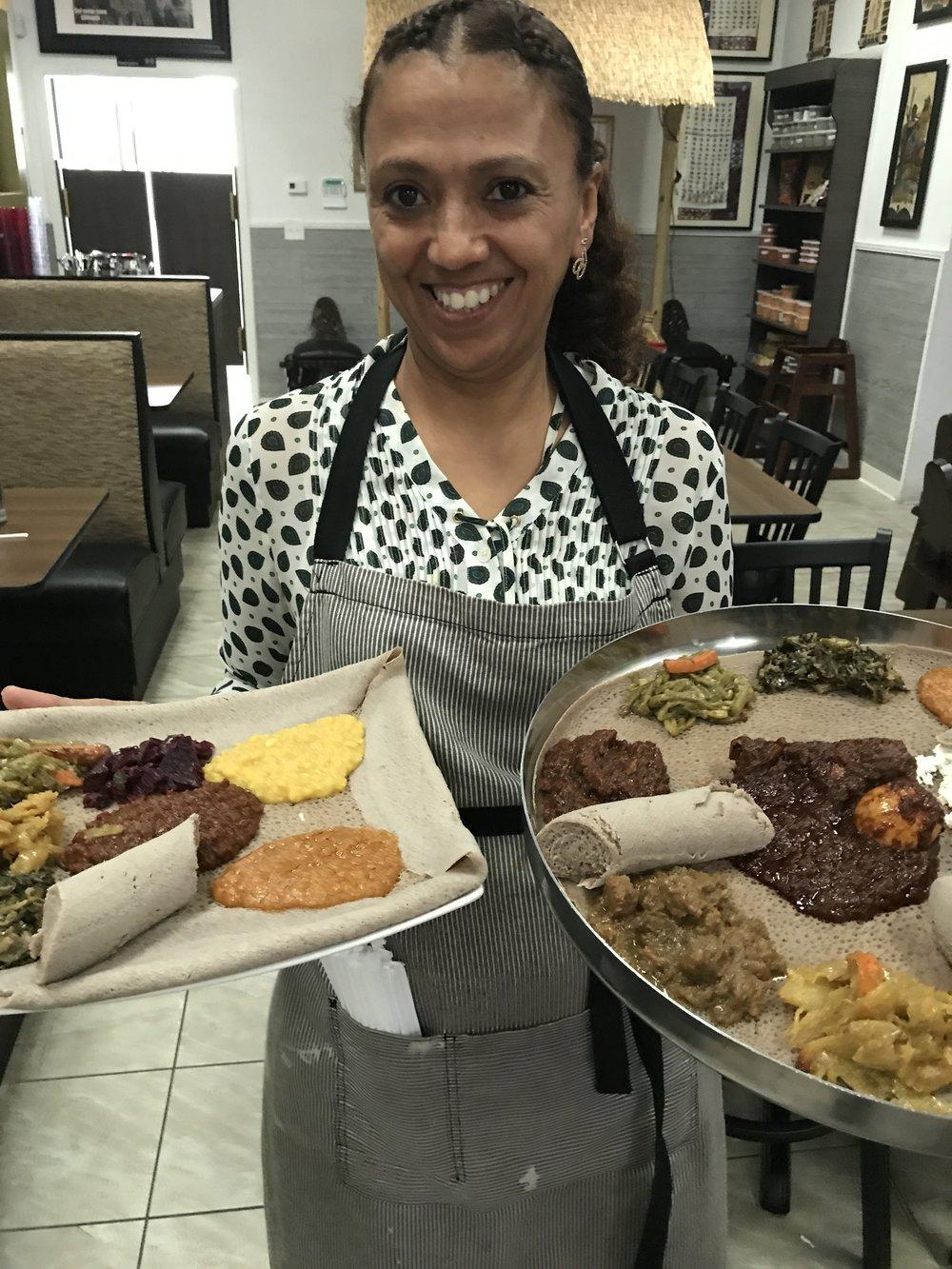 Awash Ethiopian Eka Wassel
