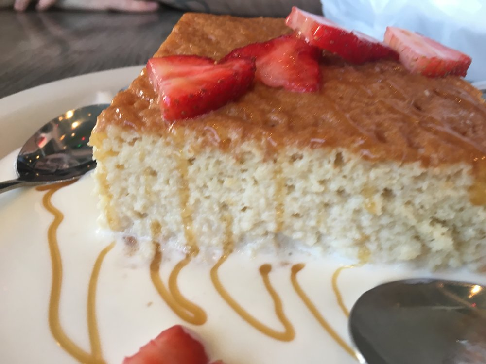 Chuys Tex Mex Doral Miami Tres Leches Dessert