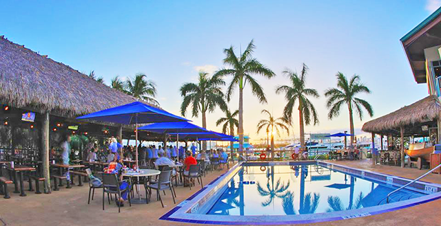 Monty's Sunset Grill Miami Beach