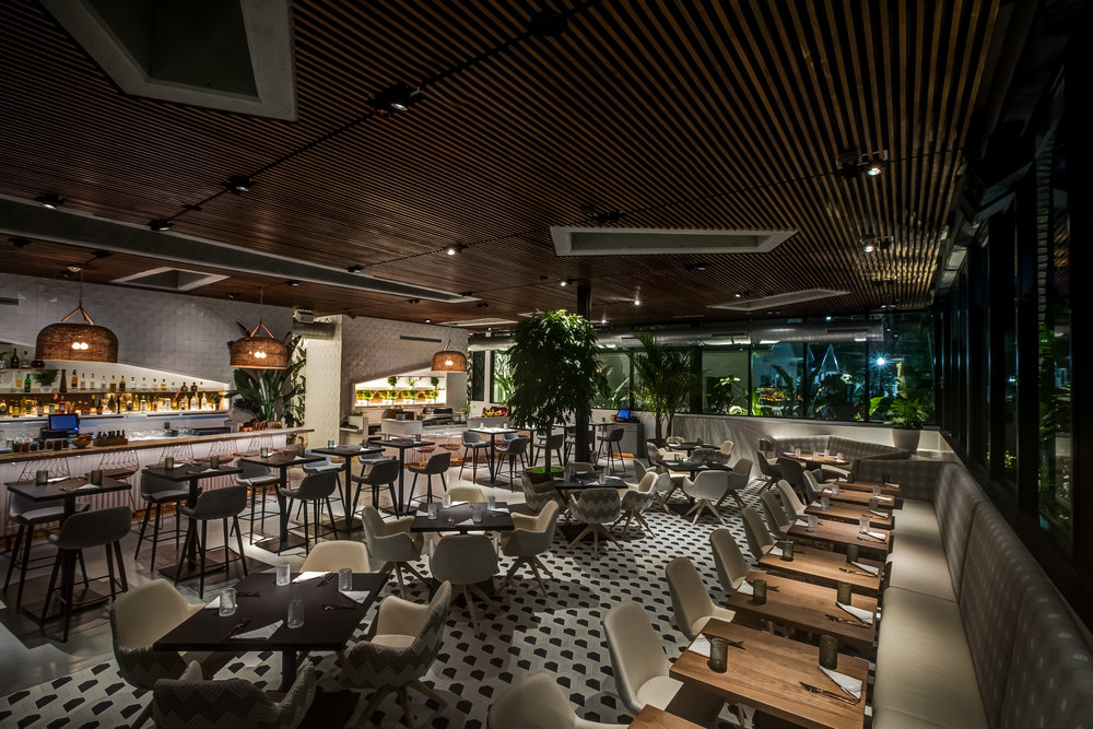 Planta South Beach plant based dining