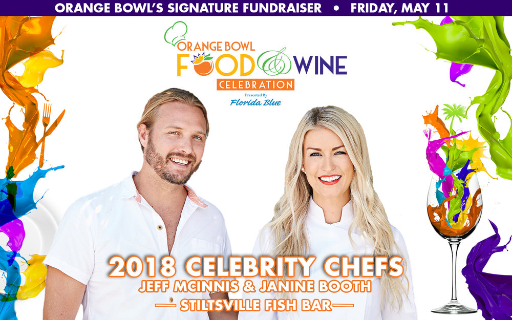 Orange Bowl Food and Wine 2018