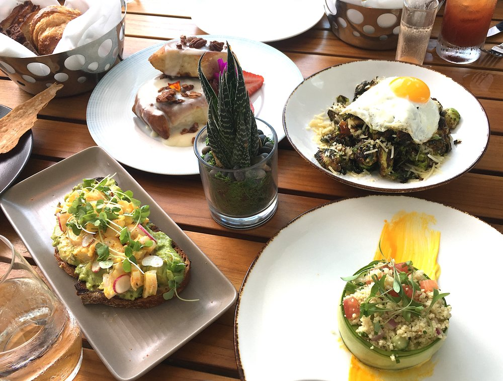 The Strand Miami Brunch Carillon Wellness Resort