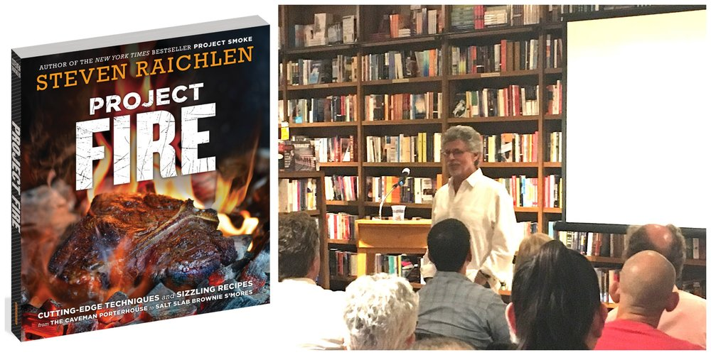 Steven Raichlen Project Fire Books & Books