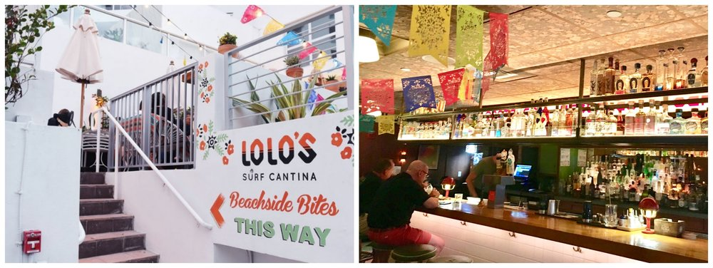 Lolos Surf Cantina Ribeye tacos