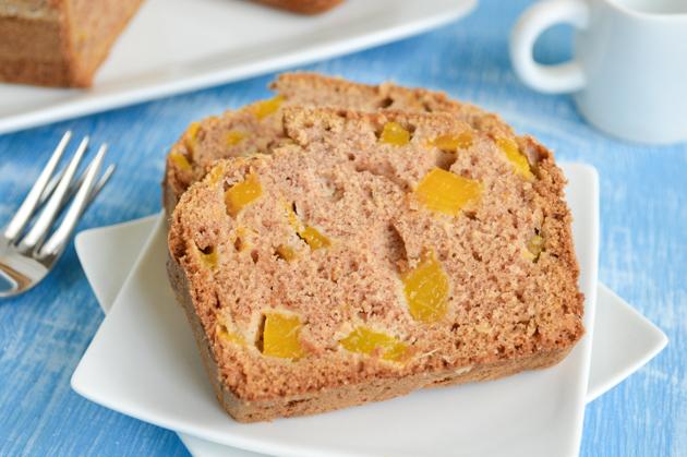 Chef Allen Sussers Mango Bread recipe