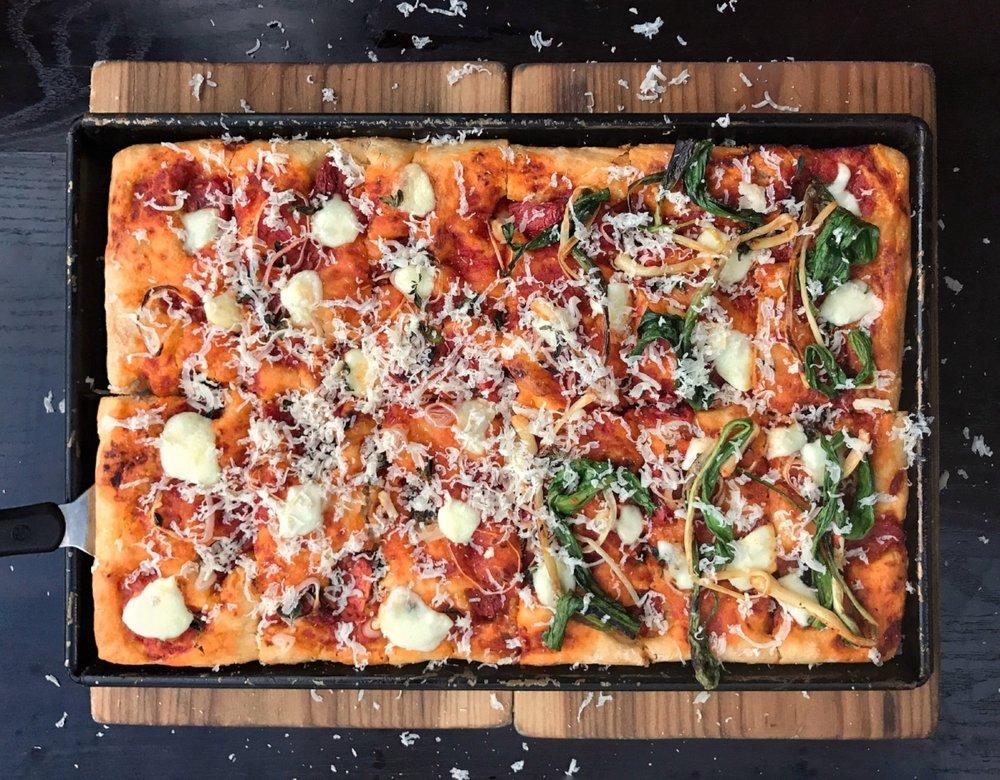 macchialina pizza