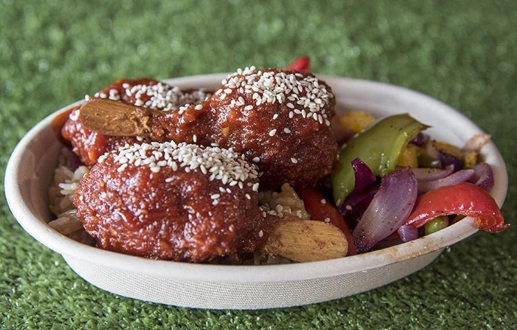 CombinAsian Wynwood Korean Fried Chicken