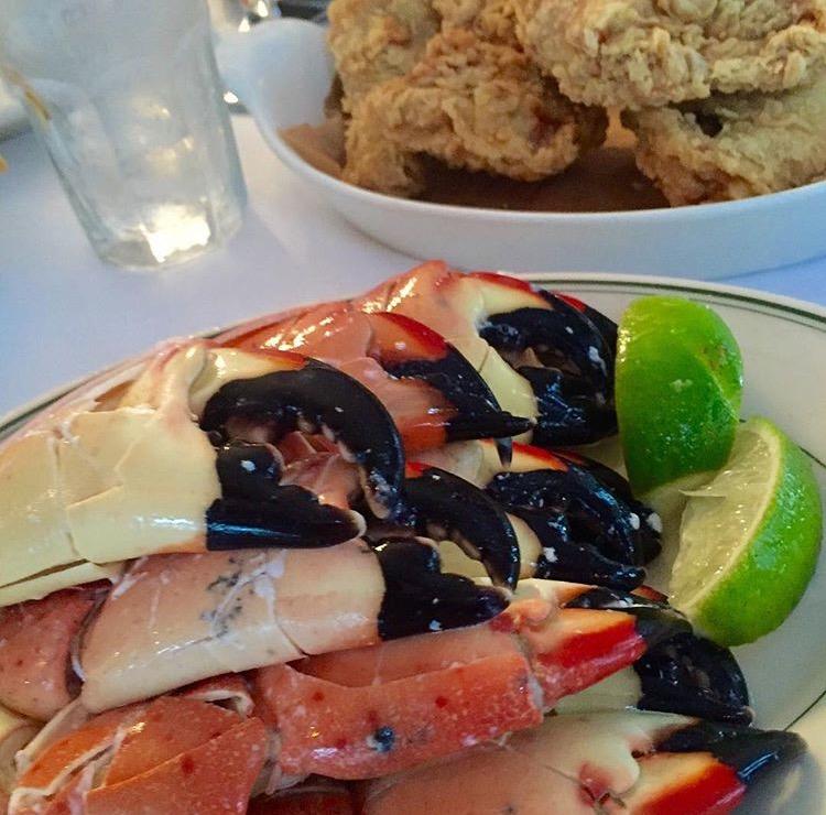 Joes Stone Crabs Miami Beach
