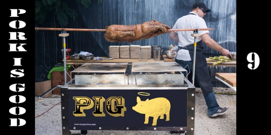 pig 9 miami pork is good