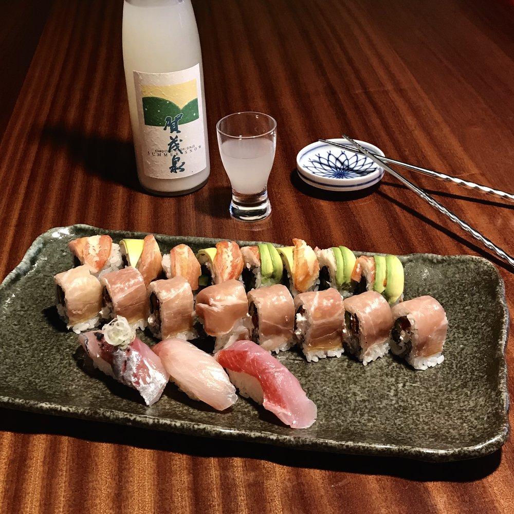 Vagabond Sushi Miami