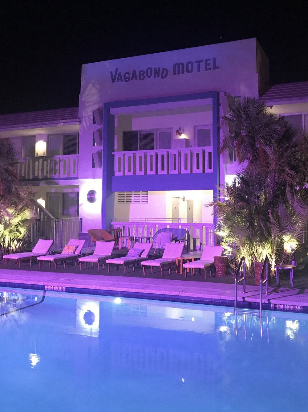 Vagabond Hotel and Pool Miami