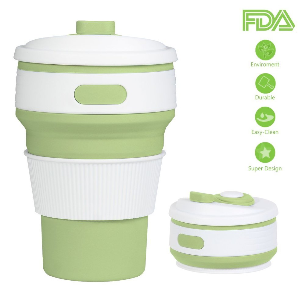Silicone collapsible cup MIAbites