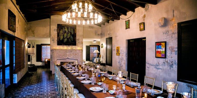 The Confidante Dinner Club Miami Beach