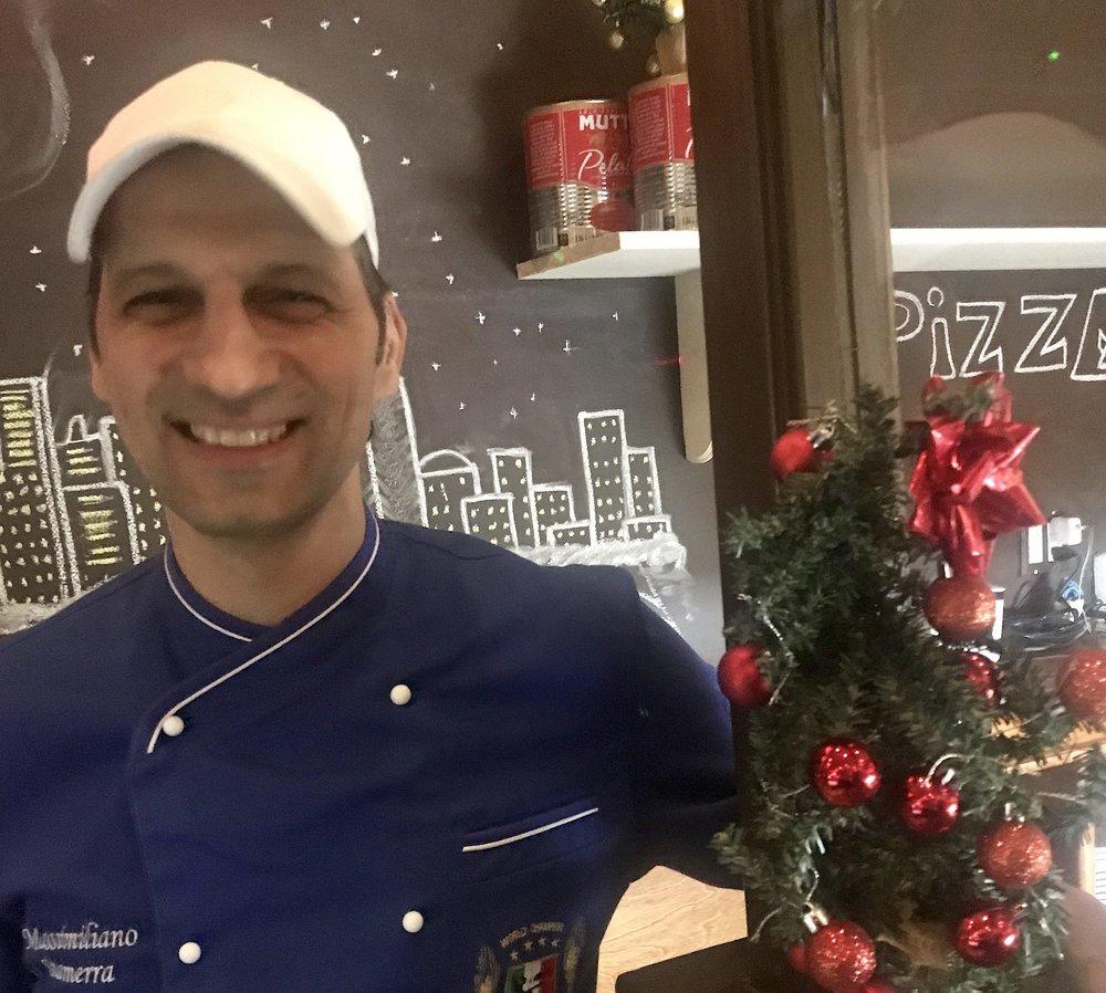 Capri Chef Massimiliano