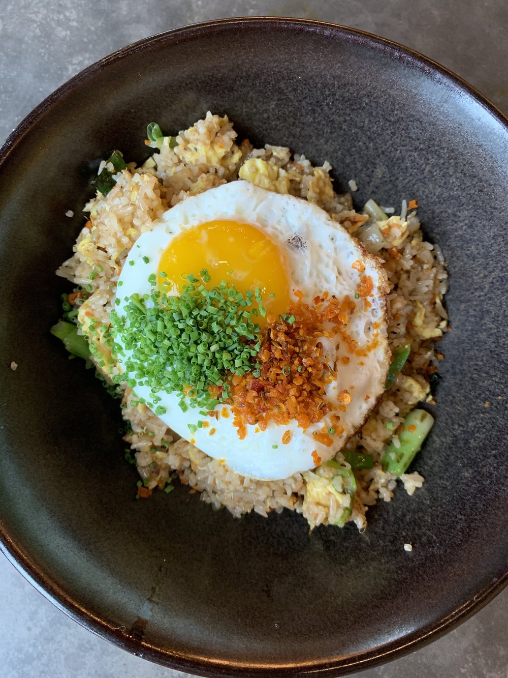 No Name Chinese Chao Fan Fried Rice