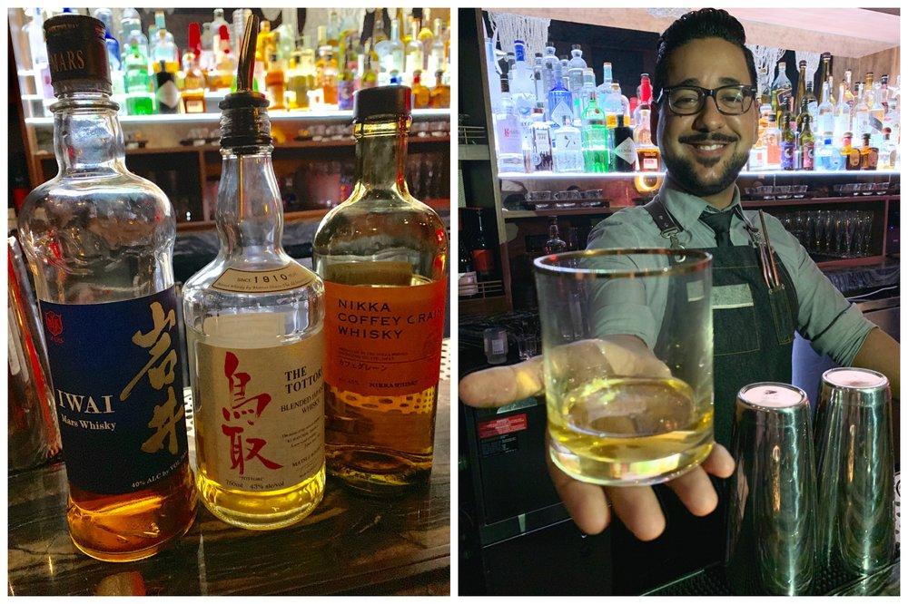 AMA Japanese Whiskey