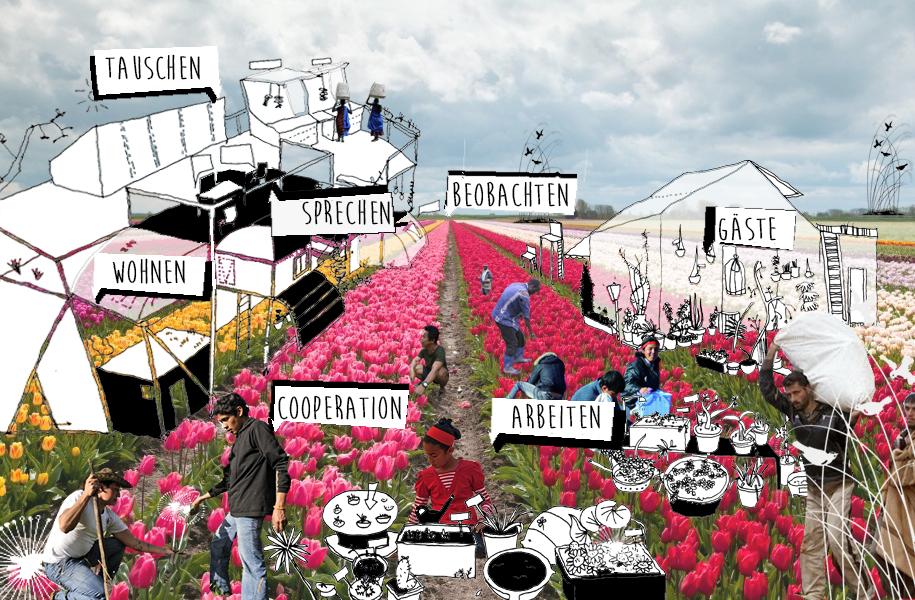 Gärtnerei  Die Gärtnerei — Lindsay McComb